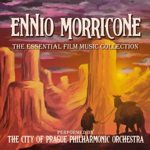The City of Prague Philharmonic Orchestra - Ennio Morricone: The Essential Film Music Collection 2LP