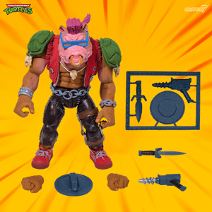 Super7 Teenage Mutant Ninja Turtles ULTIMATES! Figure - Bebop