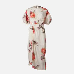 Preen By Thornton Bregazzi Women's Bianca Midi Dress - Furano Flower Fields