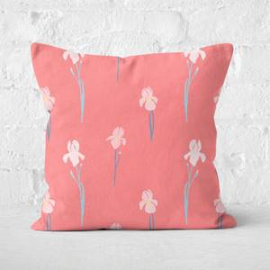 Flowers Square Cushion