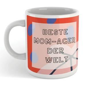 Beste Mom-ager Der Welt Mug