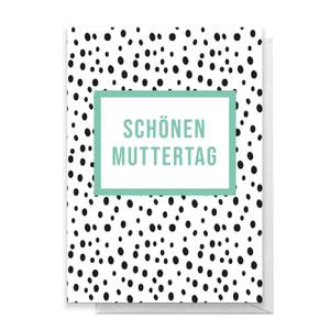 Schonen Muttertag Greetings Card