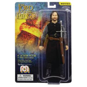 Mego Lord of the Rings - Aragorn 8 Inch Action Figure