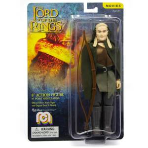 Mego Lord of the Rings - Legolas 8 Inch Action Figure