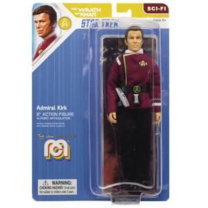 Mego Star Trek II - WOK - Admiral Kirk 8 Inch Action Figure
