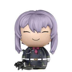 Seraph of the End Shinoa Hiragi con Arma Dorbz Vinyl Figure