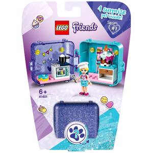 LEGO Friends: Stephanie's Play Cube Playset Series 1 (41401)