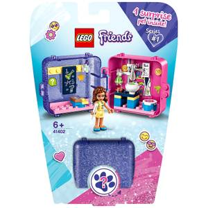 LEGO Friends: Olivia's Play Cube Playset Series 1 (41402)