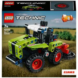 LEGO Technic: Mini CLAAS XERION Construction Set (42102)