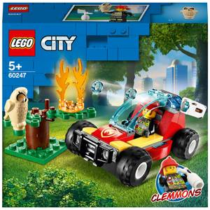 LEGO® City: Incendio nella foresta (60247)