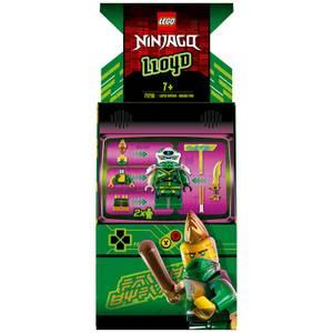 LEGO Ninjago: Lloyd Avatar - Arcade Pod (71716)
