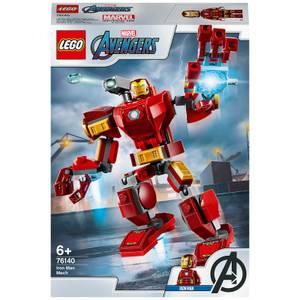 LEGO Super Heroes: Marvel Avengers Iron Man Mech Set (76140)