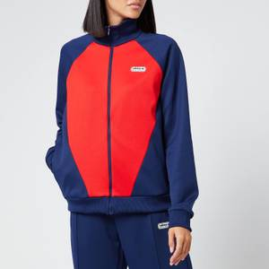 adidas X Lotta Volkova Women's Podium Track Top - Night Sky/Red