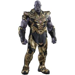 Hot Toys Marvel Avengers: Endgame Movie Masterpiece Action Figure 1/6 Thanos Battle Damaged Version 42cm