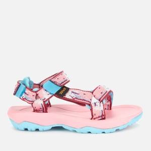 Teva Toddlers' Hurricane Xlt2 Sandals - Unicorn Geranium Pink