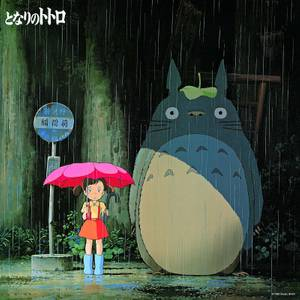 My Neighbor Totoro Image Album LP