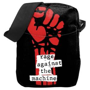 Rocksax Rage Against the Machine Fistfull Cross Body Bag