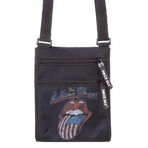 Rocksax The Rolling Stones USA Tongue Shoulder Bag