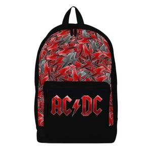 Rocksax AC/DC Logo All-Over Print Rucksack