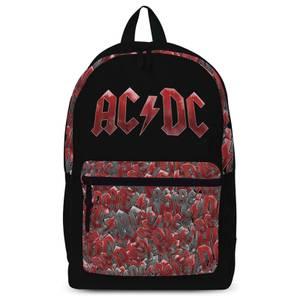 Sac à dos Rocksax AC/DC Pocket All-Over Print