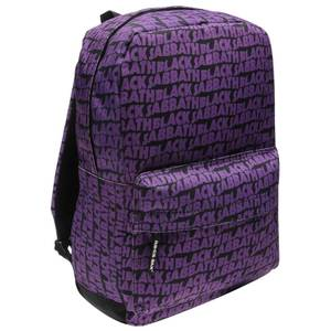 Rocksax Black Sabbath Classic All-Over Print Rucksack