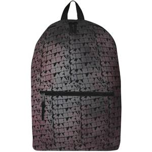 Rocksax Black Sabbath Distress Cross Rucksack