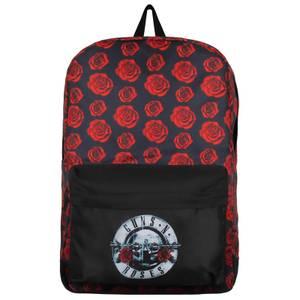 Rocksax Guns 'N' Roses Red Roses Rucksack