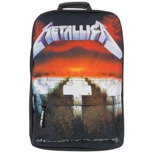 Rocksax Metallica Master of Puppets Rucksack