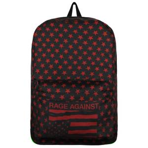 Rocksax Rage Against the Machine USA Stars Rucksack