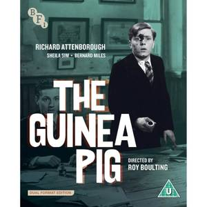 The Guinea Pig - Dual Format Edition
