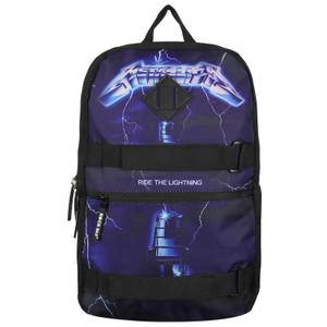 Rocksax Metallica Ride the Lightning Skate Bag