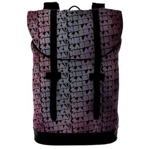 Rocksax Black Sabbath Distress Cross Heritage Bag