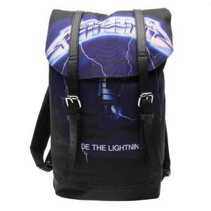 Rocksax Metallica Ride the Lightning Heritage Bag