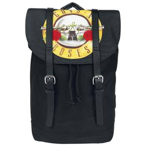 Rocksax Guns 'N' Roses Roses Logo Heritage Bag