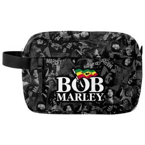 Rocksax Bob Marley Collage Wash Bag