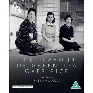 Flavour of Green Tea Over Rice