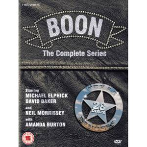 Boon: The Complete Series