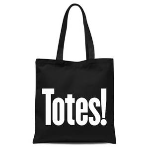Totes! Tote Bag - Black