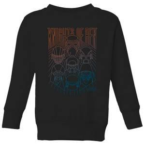 Star Wars Knights Of Ren Kids' Sweatshirt - Black