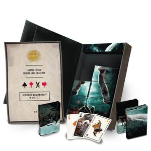 Cartamundi Harry Potter Official Limited Edition 8 x Playing Cards Collector Set