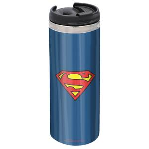 Superman Stainless Steel Thermo Travel Mug