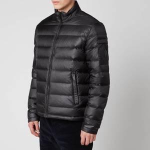 Mackage Men's James Ripstop Puffer Jacket - Black