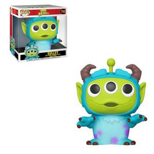 Disney Pixar Alien as Sulley 10-Inch Pop! Vinyl Figure