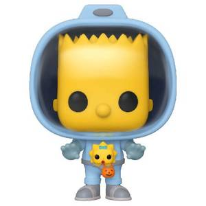 Simpsons Bart with Chestburster Maggie Pop! Vinyl Figure