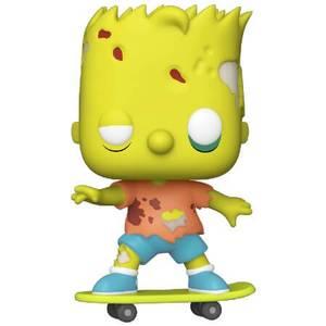 Figurine Pop! Bart Zombie - Les Simpson