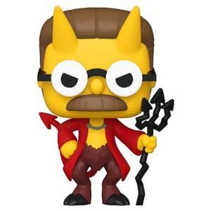 Figurine Pop! Flanders Diable - Les Simpson
