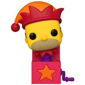 "Figura Funko Pop! - Homer Muñeco ""Jack-in-the-box"" - Los Simpson"