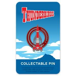 Thunderbirds Emaille-Anstecker 3