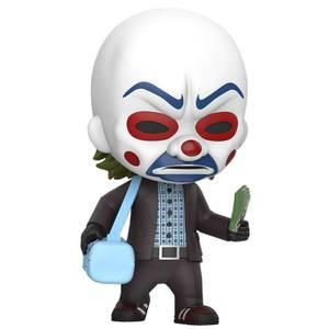 Hot Toys Batman: Dark Knight Trilogy Cosbaby Mini Figure Joker (Bank Robber Version) 12cm