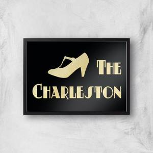 The Charleston Giclee Art Print